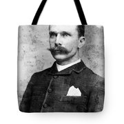 Samuel Bass (1851-1878) Tote Bag