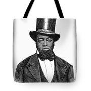 Samuel D. Burris Tote Bag by Granger