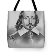 Samuel De Champlain Tote Bag by Photo Researchers