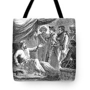 Samuel Houston (1793-1863) Tote Bag
