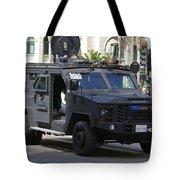 San Diego Swat Tote Bag