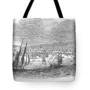 San Francisco Bay, 1849 Tote Bag