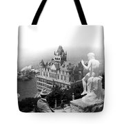 San Francisco Cliff House Tote Bag