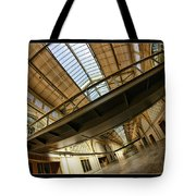 San Francisco Ferry Building Walkway Tote Bag