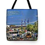 San Francisco Fleet Week 2011 Tote Bag