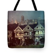 San Francisco Night Tote Bag