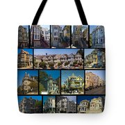 San Francisco Victorians 2 Tote Bag