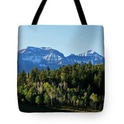 San Juans Colorado Tote Bag