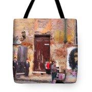San Telmo Souvenir Tote Bag