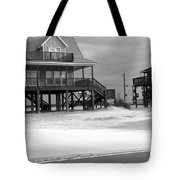 Sand And Stilts Tote Bag