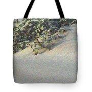 Sand Dune Greenery Tote Bag