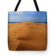Sand Dune Of Canaria Tote Bag