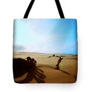 Sand Nature Near Oceon Tote Bag