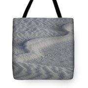 Sand Patterns 2 Tote Bag
