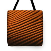 Sand Ripple Tote Bag