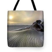 Sand Wrinkles Tote Bag