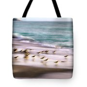 Sandpiper Evening Tote Bag