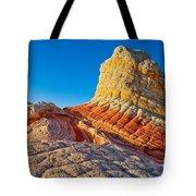 Sandstone Swirls Arizona Tote Bag