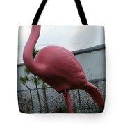 Santa Bird Tote Bag