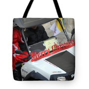 Santa Calling You Tote Bag