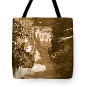 Santa Fe No I  Tote Bag by Axko Color de paraiso