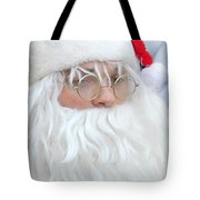 Santa In Bethlehem March For Peace And Unity Tote Bag