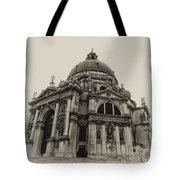 Santa Maria Della Salute Venice Tote Bag