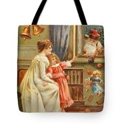 Santa's Gifts Tote Bag