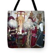 Santas Helpers Tote Bag