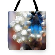 Saphire Sparkle Tote Bag