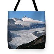 Saskatchewan Glacier Banff National Park Tote Bag