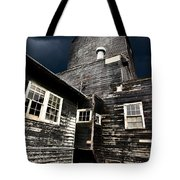 Saskatchewan Grain Elevator Tote Bag