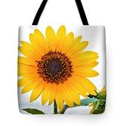 Sassy Sunflower Tote Bag