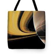 Saturn Glory Tote Bag