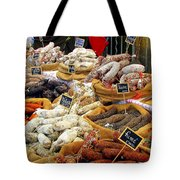 Sausages For Sale Tote Bag