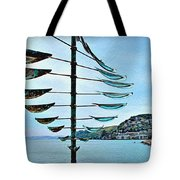Sausalito Coast Tote Bag