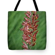 Savannah Ruby Grass Tote Bag