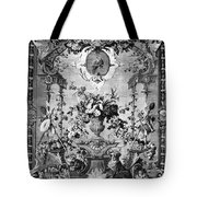 Savonnerie Panel C1800 Tote Bag by Granger