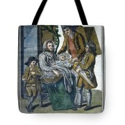 Savoyard Family, C1797 Tote Bag