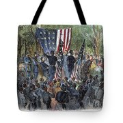 Sc: Emancipation, 1863 Tote Bag by Granger