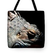 Scales And Spikes Tote Bag