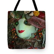 Scarecrow Bounty Tote Bag