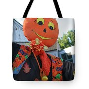Scarecrow Candy Tote Bag