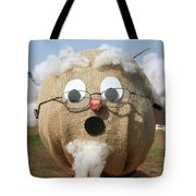 Scarecrow Gramps Tote Bag