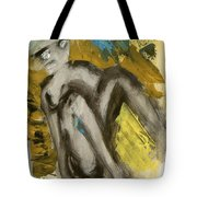 Scared Stiff Tote Bag