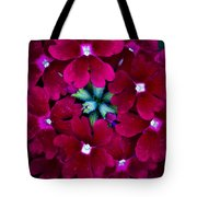 Scarlet Bouquet  Tote Bag