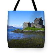 Scenic Castle Tote Bag