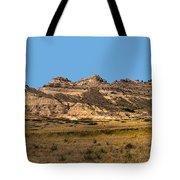 Scenic Western Nebraska Tote Bag