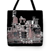 Scents Of A Woman Abstract Tote Bag