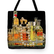 Scents Of A Woman Tote Bag
